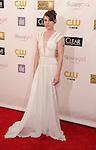 SANTA MONICA, CA - JANUARY 10: Clea DuVall  arrives at the 18th Annual Critics' Choice Movie Awards at The Barker Hanger on January 10, 2013 in Santa Monica, California.