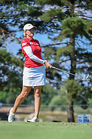 Sarah Jane Smith (AUS) watches her tee shot on 3 during round 1 of the 2018 KPMG Women's PGA Championship, Kemper Lakes Golf Club, at Kildeer, Illinois, USA. 6/28/2018.<br /> Picture: Golffile | Ken Murray<br /> <br /> All photo usage must carry mandatory copyright credit (&copy; Golffile | Ken Murray)
