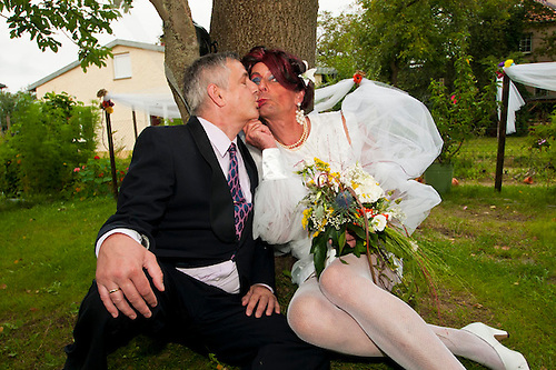 This is another gay wedding I was hired to shoot here in Berlin