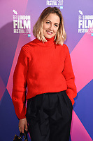 "Tess Ward<br /> arriving for the London Film Festival 2017 screening of ""Jane"" at Picturehouse Central, London<br /> <br /> <br /> ©Ash Knotek  D3334  13/10/2017"