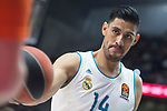 Real Madrid Gustavo Ayon during Turkish Airlines Euroleague match between Real Madrid and Fenerbahce Dogus at Wizink Center in Madrid , Spain. March 02, 2018. (ALTERPHOTOS/Borja B.Hojas)