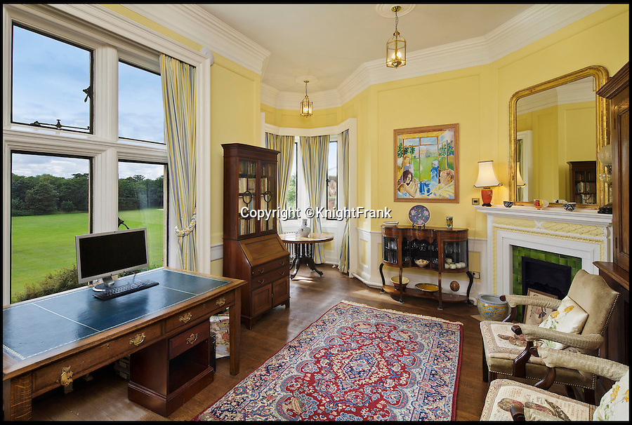 BNPS.co.uk (01202 558833)<br /> Pic: KnightFrank/BNPS<br /> <br /> Making waves - Seaside Suffolk mansion that was in the frontline of the top secret battle to defeat the luftwaffe during WW2 is on the market.<br /> <br /> A stunning Grade II* listed coastal manor house which was Britain's first radar station and survived multiple Luftwaffe attacks is now up for grabs.<br /> <br /> Bawdsey Manor is a home fit for royalty - a grand 144-acre estate on the Suffolk coast with a mansion that looks like the Queen's much-loved Sandringham House nearby.<br /> <br /> The impressive property, which also comes with quayside cottages and even has its own beach access, is on the market with estate agents Knight Frank with a guide price of £5million.