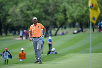 Joost Luiten (NLD) approaches the green on 12 during day 4 of the Valero Texas Open, at the TPC San Antonio Oaks Course, San Antonio, Texas, USA. 4/7/2019.<br /> Picture: Golffile | Ken Murray<br /> <br /> <br /> All photo usage must carry mandatory copyright credit (© Golffile | Ken Murray)