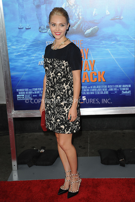 WWW.ACEPIXS.COM<br /> June 26, 2013, New York City<br /> <br /> AnnaSophia Robb attends 'The Way, Way Back ' New York Premiere at AMC Loews Lincoln Square on June 26, 2013 in New York City.<br /> <br /> By Line: Kristin Callahan/ACE Pictures<br /> ACE Pictures, Inc.<br /> tel: 646 769 0430<br /> Email: info@acepixs.com<br /> www.acepixs.com<br /> Copyright:<br /> Kristin Callahan/ACE Pictures