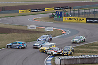 Round 7 of the 2018 British Touring Car Championship. Race two start.