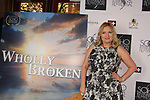 Donna McKenna casting & producer of Wholly Broken- SOHO International Film Festival on June 16, 2018 in New York City, New York. (Photo by Sue Coflin/Max Photo)