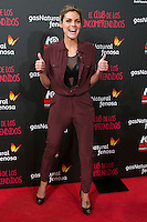 "Amaia Salamanca attend the Premiere of the movie ""El club de los incomprendidos"" at callao Cinema in Madrid, Spain. December 1, 2014. (ALTERPHOTOS/Carlos Dafonte) /NortePhoto<br />