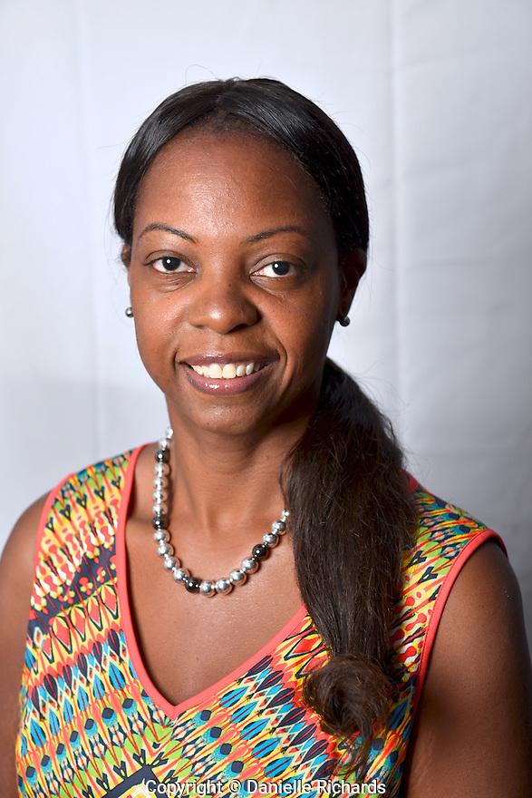 Tara Hickson-Parks business portrait, 2014.