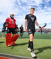 Sam Lane. Pro League Hockey, Vantage Blacksticks Men v Argentina. North Harbour Hockey Stadium, Auckland, New Zealand. Sunday 10 March 2019. Photo: Simon Watts/Hockey NZ
