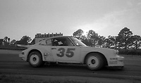 #35 Porsche of Jack Griffin, Bobby Hefner and Skip Winfree in action at the 12 Hours of Sebring, at Sebring Raceway, Sebring, FL, March 23, 1985.  (Photo by Brian Cleary/www.bcpix.com)