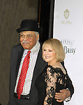 James Earl Jones star of Driving Miss Daisy and wife Cecelia Hart attend Opening Night of Broadway's Driving Miss Daisy on October 25, 2010 and the after party at the Plaza, New York City, New York. (Photo by Sue Coflin/Max Photos)