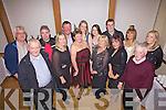Staff members from Duagh Community Development Ltd enjoying their Christmas party last Saturday night in The Devon Inn, Templeglantine.