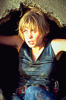 Pitch Black (2000) <br /> Radha Mitchell<br /> *Filmstill - Editorial Use Only*<br /> CAP/KFS<br /> Image supplied by Capital Pictures