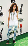 "UNIVERSAL CITY, CA. - May 16: Madison Pettis arrives at the ""Shrek Forever After"" Los Angeles Premiere at Gibson Amphitheatre on May 16, 2010 in Universal City, California."