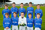 The Sliabh a'Mhadra NS  Ballyduff team that played in the Cumann na mbunscoil mini sevens finals in Fitzgerald Stadium on Thursday front row l-r: Adam Segal, Darragh Quinlan, Kyle Enright, Adam Farrell, Nathan McGrath. Back row: Owen Lightfoot, Sean McGrath, JP O'Carroll, Kevin Goulding, Johnny Kennelly