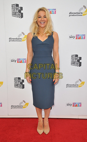 Sarah Hadland at the South Bank Sky Arts Awards 2019, The Savoy Hotel, The Strand, London, England, UK, on Sunday 07th July 2019.<br /> CAP/CAN<br /> ©CAN/Capital Pictures