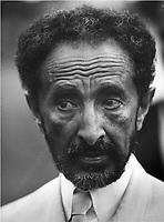 Haile Selassie, Emperor of Ethiopia