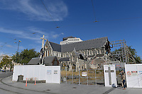 Christchurch , New Zealand on Saturday 25 February 2017.<br /> Photo by Masanori Udagawa<br /> www.photowellington.photoshelter.com.