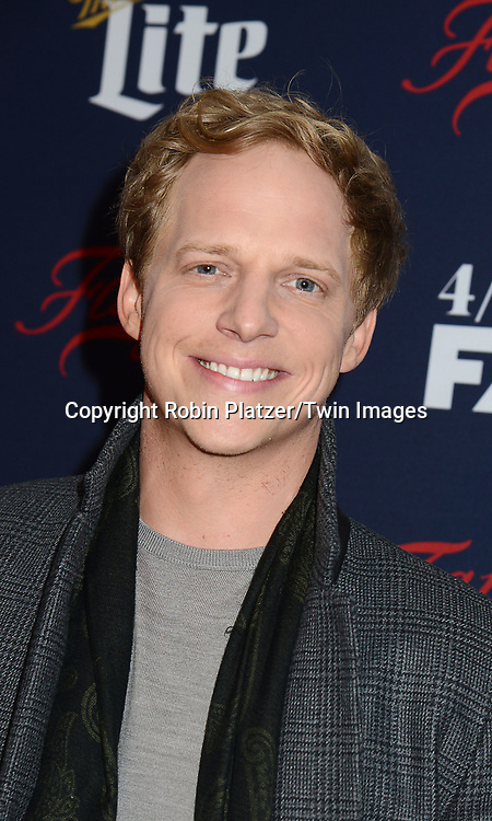 Chris Geere attends FX's 2017 All-Star Upfront on  April 6, 2017 at SVA Theater in New York, New York, USA. <br /> <br /> photo by Robin Platzer/Twin Images<br />  <br /> phone number 212-935-0770