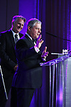 Cameron Mackintosh and Eric Schaeffer during the 2017 Sondheim Award Gala at the Italian Embassy on March 20, 2017 in Washington, D.C..