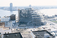 1983 April 18..Redevelopment.Downtown West (A-1-6)..WORLD TRADE CETNER .CONSTRUCTION  PROGRESS PHOTOS...NEG#.NRHA#..