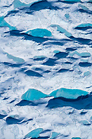 Vertical Knik glacier