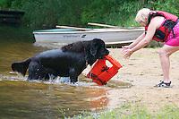 Newfound Water Trials