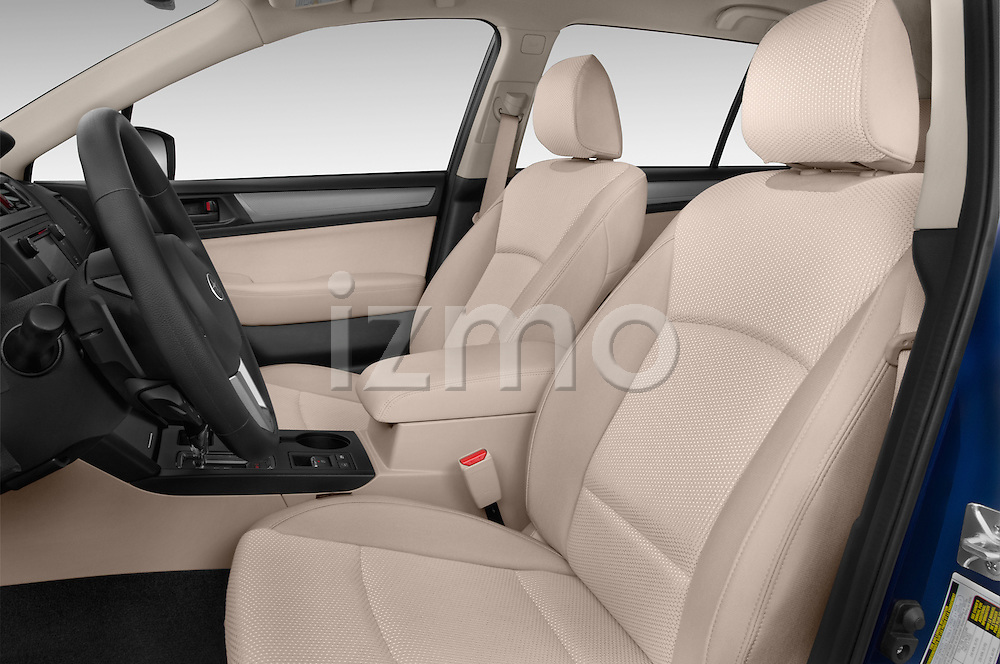 Front seat view of a 2015 Subaru Outback 2.5i CVT 4 Door Wagon Front Seat car photos