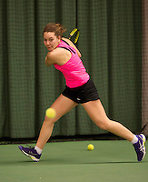 March 13, 2015, Netherlands, Rotterdam, TC Victoria, NOJK, Donnaroza Gouvernante (NED)<br /> Photo: Tennisimages/Henk Koster