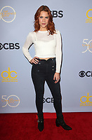 04 October 2017 - Los Angeles, California - Courtney Hope. CBS &quot;The Carol Burnett Show 50th Anniversary Special&quot;. <br /> CAP/ADM/FS<br /> &copy;FS/ADM/Capital Pictures