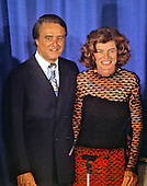 Democratic Vice Presidential nominee R. Sargeant Shriver, left, and his wife, Eunice Kennedy Shriver following his acceptance speech at the Democratic National Convention Special Session in Washington, D.C. on August 8, 1972.  Shriver takes the place of U.S. Senator Tom Eagleton (Democrat of Missouri) on the ticket with U.S. Senator George McGovern (Democrat of South Dakota)..Credit: Arnie Sachs / CNP