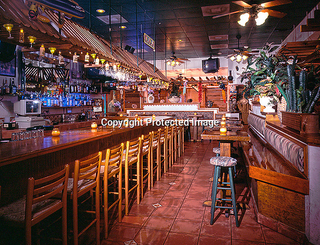 The Bar Area At A Mexican Restaurant Jpg Timothy Mcafee