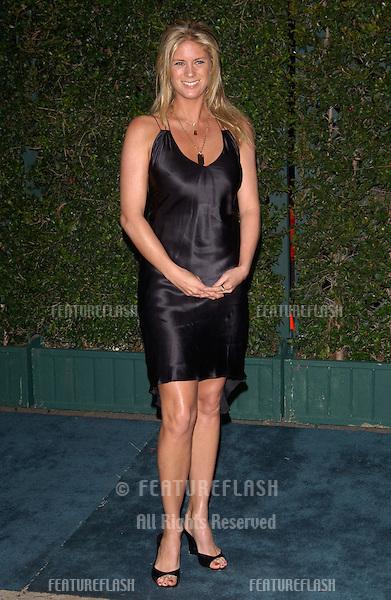 Nov 17, 2004; Los Angeles, CA: Former model RACHEL HUNTER at the 14th Annual Environmental Media Awards in Los Angeles..