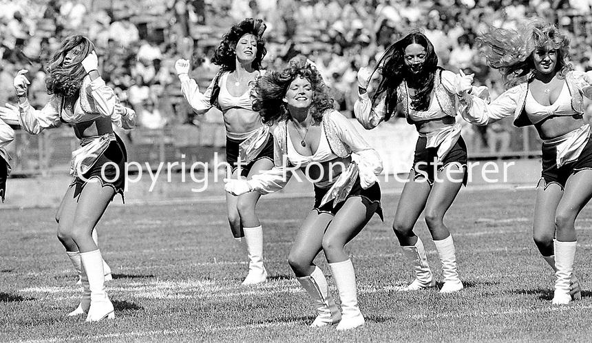 Raiderettes 1977
