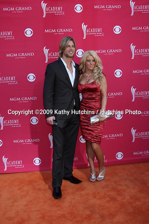 Bo Davidson arriving at the 44th Academy of Country Music Awards at the MGM Grand Arena in  Las Vegas, NV on April 5, 2009.©2009 Kathy Hutchins / Hutchins Photo....                .