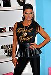 ..Katie Price  at the cloths show nec birmingham 09/12/12