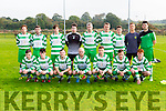 The Killarney Celtic team that played Killarney Athletic in the Munster Junior cup in Celtic park on Sunday
