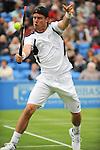 Ivo Karlovic (CRO) defeats Lleyton Hewitt (AUS) 6-3, 6-2