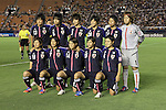 U-20U-20 Japan women's team group line-up (JPN),.AUGUST 26, 2012 - Football / Soccer :.U-20 Japan women's national team group shot (Top row - L to R) Ayaka Michigami, Haruka Hamada, Shiori Kinoshita, Mayo Doko, Mina Tanaka, Sakiko Ikeda, (Bottom row - L to R) Kumi Yokoyama, Yoko Tanaka, Hanae Shibata, Yushika Nakamura and Hikaru Naomoto before the FIFA U-20 Women's World Cup Japan 2012 Group A match between Switzerland 0-4 Japan at National Stadium in Tokyo, Japan. (Photo by Kenzaburo Matsuoka/AFLO)