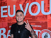São Paulo (SP), 24/07/2019 - Show / VillaCountry - O cantor Felipe Araújo, participa da 64ª festa do Peão de Barretos, no Villa Country, em São Paulo, nesta quarta-feira, 24. (Foto: Bruna Grassi / Brazil Photo Press)