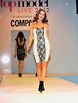 at the cloths show nec birmingham 09/12/12Picture By: Brian Jordan / Retna Pictures. .-.