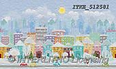 Isabella, CHRISTMAS LANDSCAPES, WEIHNACHTEN WINTERLANDSCHAFTEN, NAVIDAD PAISAJES DE INVIERNO, paintings+++++,ITKE512581,#xl#
