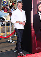 HOLLYWOOD, LOS ANGELES, CA, USA - SEPTEMBER 15: Timothy Olyphant arrives at the Los Angeles Premiere Of Warner Bros. Pictures' 'This Is Where I Leave You' held at the TCL Chinese Theatre on September 15, 2014 in Hollywood, Los Angeles, California, United States. (Photo by Xavier Collin/Celebrity Monitor)