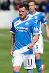 St Johnstone FC Season 2016-17<br />Danny Swanson<br />Picture by Graeme Hart.<br />Copyright Perthshire Picture Agency<br />Tel: 01738 623350  Mobile: 07990 594431