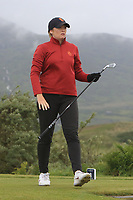 Amelia Garvey (NZL) on the 3rd tee during Matchplay Semi-Finals of the Women's Amateur Championship at Royal County Down Golf Club in Newcastle Co. Down on Saturday 15th June 2019.<br /> Picture:  Thos Caffrey / www.golffile.ie