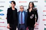 Ruth Beitia, Alejandro Blanco y Carlota Castrejana attend the As Awards. December  3, 2019. <br /> (ALTERPHOTOS/David Jar)