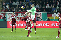 Kopfball Naldo (Wolfsburg)