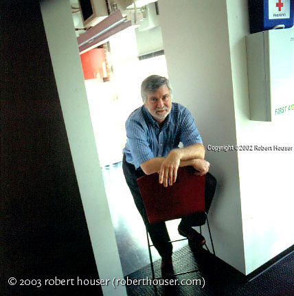 Bill Dekay - CEO - Telespree: Executive portrait photographs by San Francisco - corporate and annual report - photographer Robert Houser.