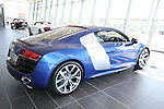 Audi V10 at Western Motors....Photo NEWSFILE/Jenny Matthews.(Photo credit should read Jenny Matthews/NEWSFILE)....This Picture has been sent you under the condtions enclosed by:.Newsfile Ltd..The Studio,.Millmount Abbey,.Drogheda,.Co Meath..Ireland..Tel: +353(0)41-9871240.Fax: +353(0)41-9871260.GSM: +353(0)86-2500958.email: pictures@newsfile.ie.www.newsfile.ie.FTP: 193.120.102.198.