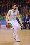 League ACB-ENDESA 2017/2018 - Game: 27.<br /> FC Barcelona Lassa vs Real Betis Energia Plus: 121-56.<br /> Ryan Kelly.